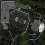 Stone Falls Patio  (2000 sq ft)