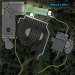 Spruce Lawn (5000 sq ft)